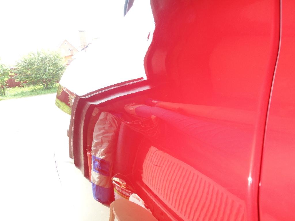 Suzuki SX4-После